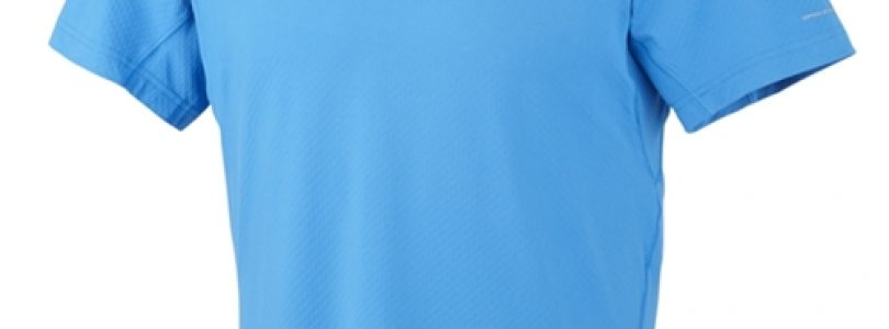 Columbia Total Zero Omni Freeze man: la maglietta che rinfresca.