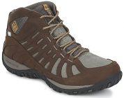 Scarpe da uomo Columbia Peakfreak Mid Enduro in pelle OutDry: hiking senza limiti.