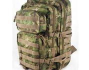 Zaino Militare Mil-Tec Military Army Patrol Molle 36 Litri: avventura e versatilità.