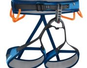 Imbrago per arrampicata Mammut Ophir: versatile e forte.