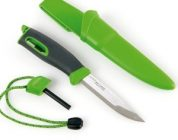 Swedish FireKnife di Light My Fire: coltello e acciarino 2 in 1.