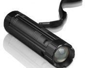 Torcia LED Etekcity 2-in-1 Cree 300 ricaricabile con Power Bank integrato.