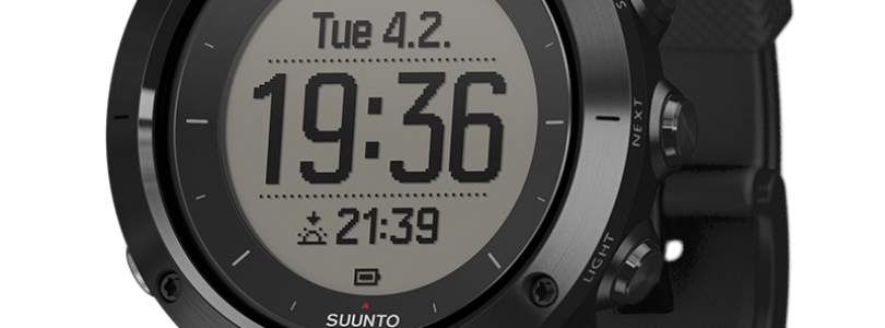 Orologio multifunzione GPS Suunto Traverse